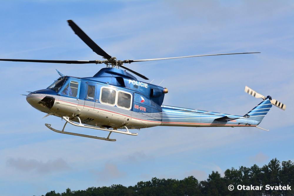 Bell 412 - PČR